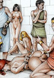Wait till you try her crap-hole - Slaves of Troy by Tim Richards