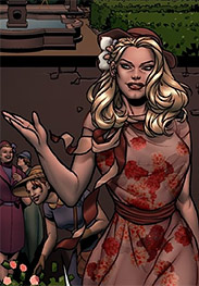 Kitty Hand fansadox 495 Backyard garden part 1 - Maybe they'll be thrown in as part of the deal