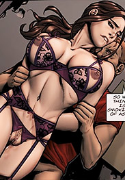 Kitty Hand fansadox 504 Backyard garden 2 - Old