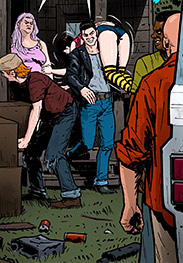 Predondo fansadox 480 The hotties next door / Part 9 - She remembers every excruciating